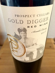 2016 Gold Digger Red Wine