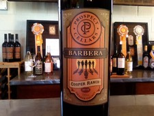 2015 Cooper Ranch Barbera