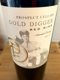 2016 Gold Digger Red Wine Image
